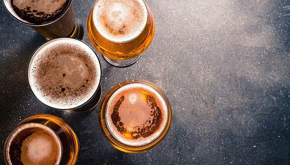 Гид по стилям пива