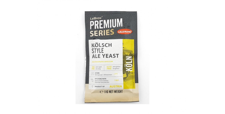 Lallemand выпустила новые дрожжи для пива типа Кельш