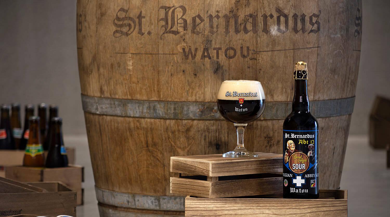 St. Bernardus выпустила бочковой сауэр-квадрюпель