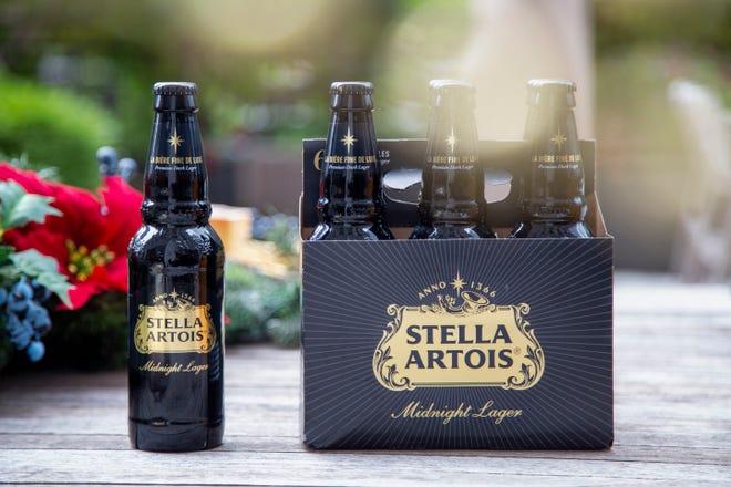 Stella Artois впервые выпустит ограниченную партию пива: Midnight Lager
