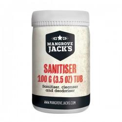 Средство для дезинфекции Mangrove Jack's Sanitizer Tub (100g)