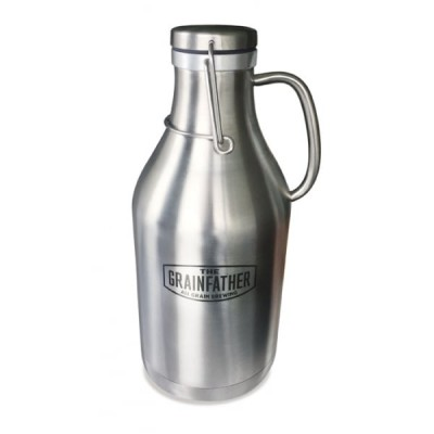 Grainfather Stainless Steel Swing Top Growler - 2л купить