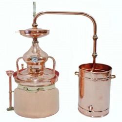 Аламбик на водяной бане на 30 литров