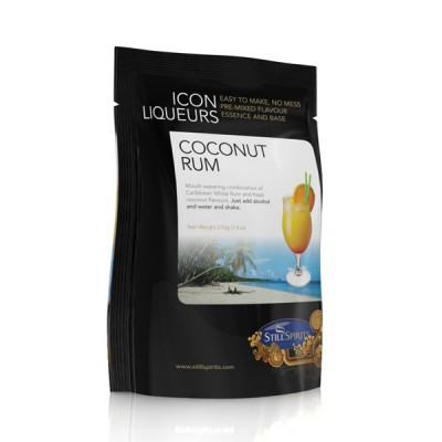 Still Spirits Coconut Rum Icon Top Up Liqueur Kit - 260gm купить
