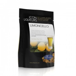 Still Spirits Limoncello Icon Top Up Liqueur Kit 365g