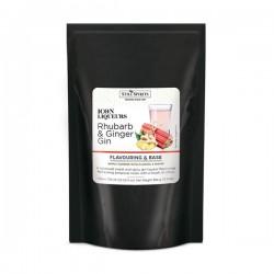 Still Spirits Rhubarb & Ginger Gin Icon Top Up Liqueur Kit 394g