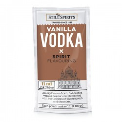 Still Spirits Vanila Vodka 1L Sachet