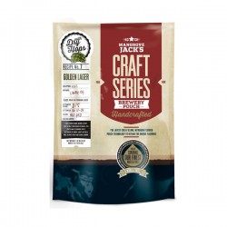 Пивной набор Mangrove Jack's CS Golden Lager with dry hops 1.8kg