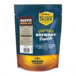 Пивной набор Mangrove Jack's TS Brown Ale Pouch - 1.8kg (Rustic)