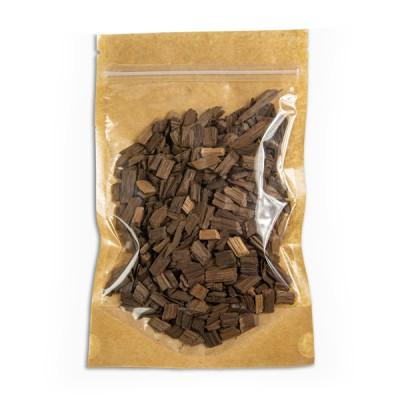 Дубовая щепа, мелкая фракция 50 грамм купить