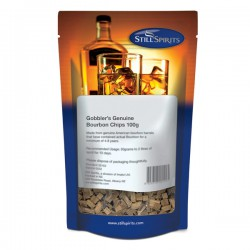 Щепа Still Spirits Gobbler's Bourbon Chips 100g