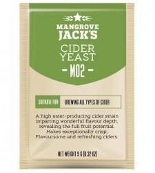 Дрожжи для сидра Mangrove Jack's CS Yeast Cider M02 (10g)