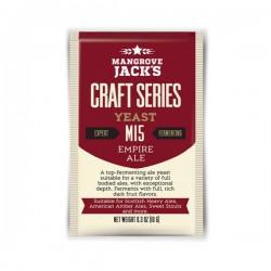 Mangrove Jack's CS Yeast M15 Empire Ale (10g)