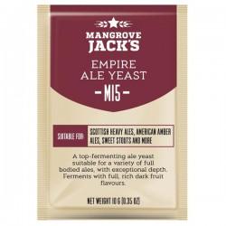 Пивные дрожжи Mangrove Jack's CS Yeast M15 Empire Ale (10g)