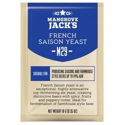 Пивные дрожжи Mangrove Jack's CS Yeast M29 French Saison (10g)