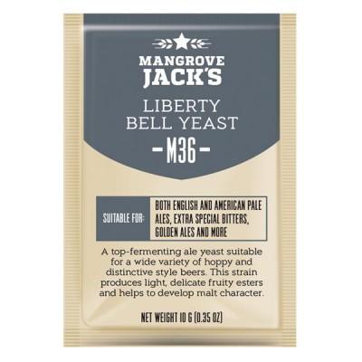 Пивные дрожжи Mangrove Jack\'s CS Yeast M36 Liberty Bell Ale (10g) купить