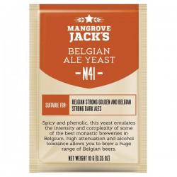 Пивные дрожжи Mangrove Jack's CS Yeast M41 Belgian Ale (10g)