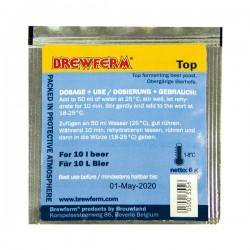 Пивные дрожжи Brewferm Top (6 g)