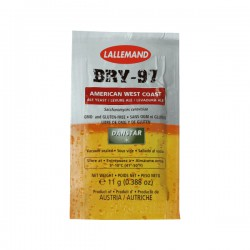 Пивные дрожжи Lallemand BRY-97 American West Coast 11g