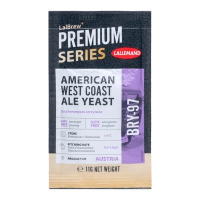 Пивные дрожжи Lallemand BRY-97 American West Coast 11g купить