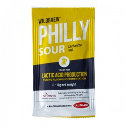 Пивные дрожжи Lallemand Philly Sour 11g