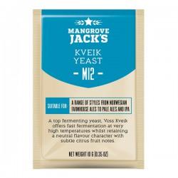 Пивные дрожжи Mangrove Jack's CS Yeast M12 Kveik (10g)