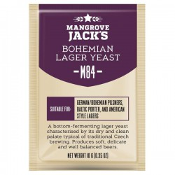 Пивные дрожжи Mangrove Jack's CS Yeast M84 Bohemian Lager (10g)