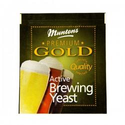Пивные дрожжи Muntons Premium Gold (6 g)