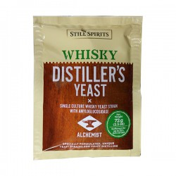 Дрожжи Still Spirits Distillery Yeast Whiskey with AG 72g