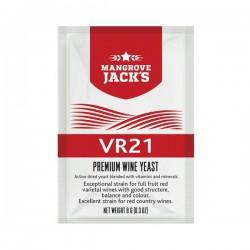 Винные дрожжи Mangrove Jack's - VR21 (8g)